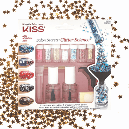Kiss Glitter Science - Nail Set Snatcher Online Shopping South Africa