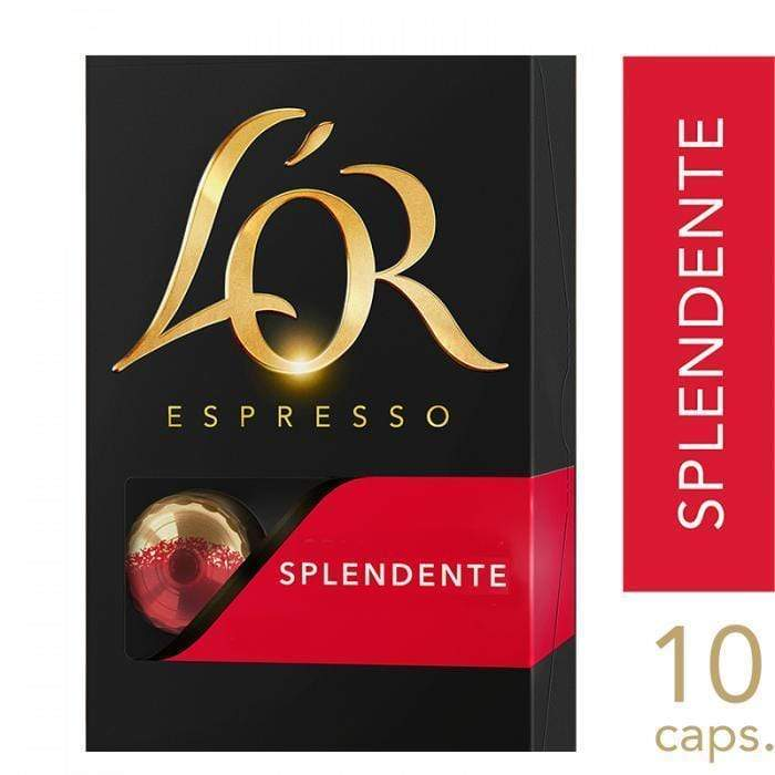 L'OR Espresso Splendente Intensity 7 Option 1 - 1 Box Snatcher Online Shopping South Africa