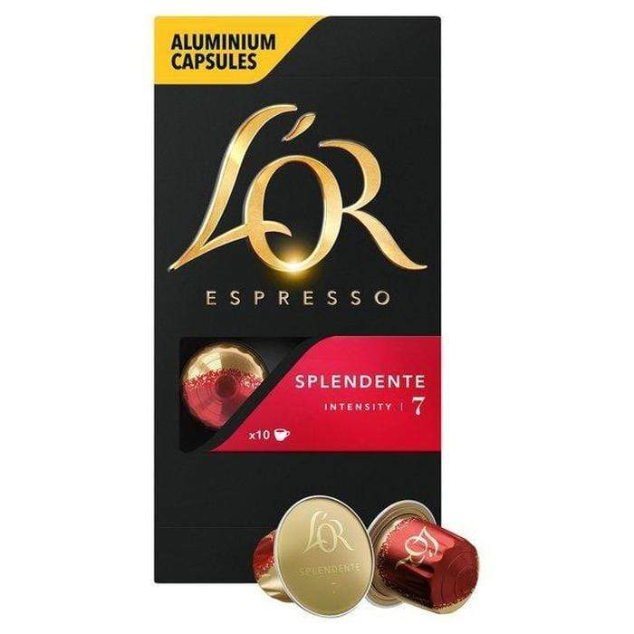 L'OR Espresso Splendente Intensity 7 Snatcher Online Shopping South Africa
