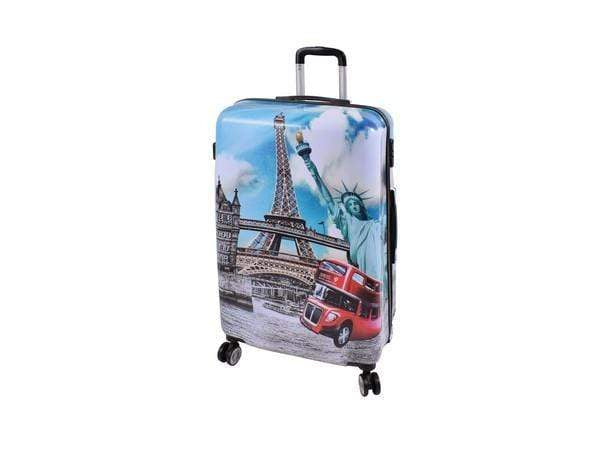 Landmarks Luggage Bag - 24 inch Snatcher Online Shopping South Africa