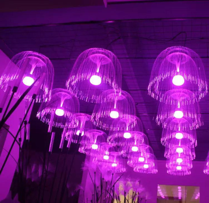 LED Jellyfish Chandelier Snatcher Online Shopping South Africa