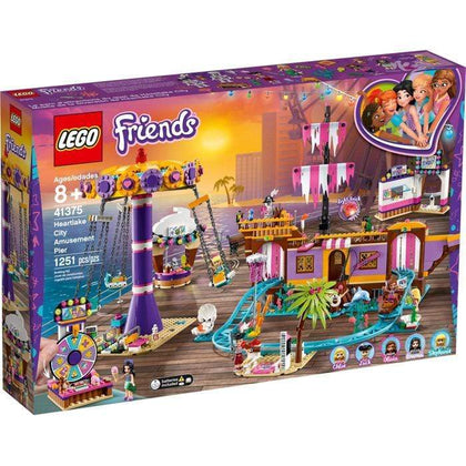 LEGO® 41375 - Friends Heartlake City Amusement Pier Snatcher Online Shopping South Africa