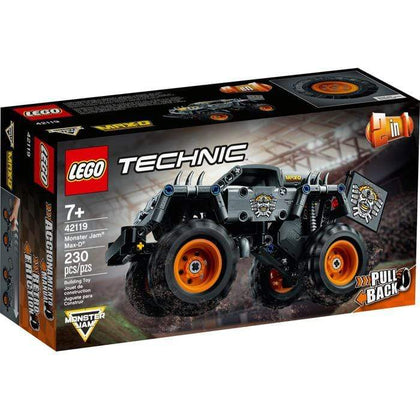 LEGO® 42119 - Technic™ Monster Jam® Max-D® Snatcher Online Shopping South Africa