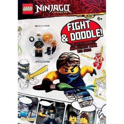 Lego Ninjago - Fight And Doodle Activity Pack Snatcher Online Shopping South Africa