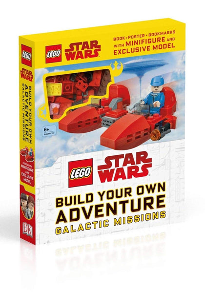 LEGO Star Wars - Build Your Own Adventure Galactic Missions Snatcher Online Shopping South Africa