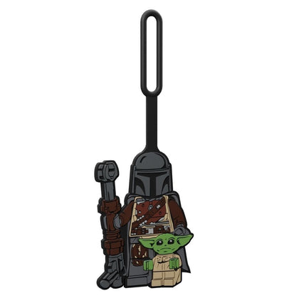 LEGO Star Wars - The Mandalorian with Child Bag Tag Snatcher Online Shopping South Africa