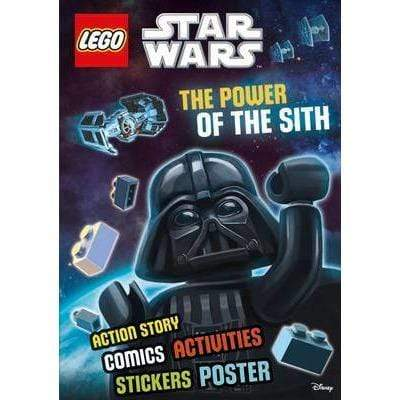 Lego Star Wars - The Power Of The Sith Activity book Snatcher Online Shopping South Africa