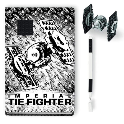 LEGO Star Wars TIE Fighter with Notebook & Pen Snatcher Online Shopping South Africa