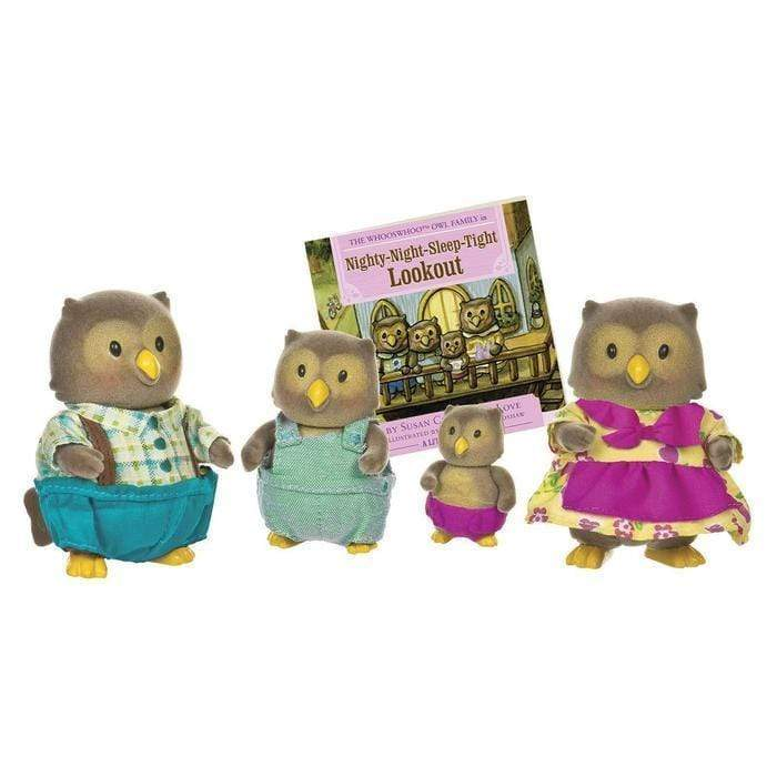 Lil' Woodzeez - The Whooswhoo Owl Family Snatcher Online Shopping South Africa