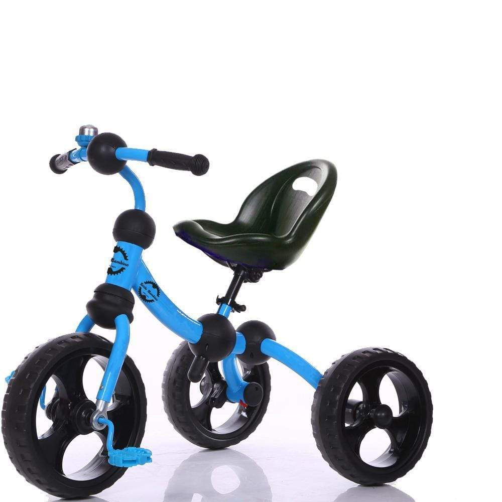 Little Bambino Tricycle with Adjustable Seat Blue Snatcher Online Shopping South Africa