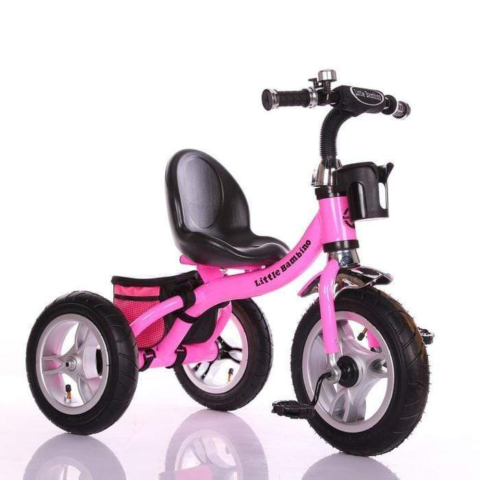 Little Bambino Tricycle With High Chair and Storage Bag Snatcher Online Shopping South Africa