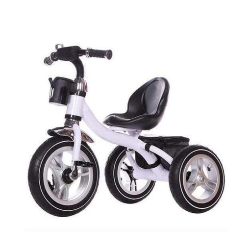 Little Bambino Tricycle With High Chair and Storage Bag White Snatcher Online Shopping South Africa
