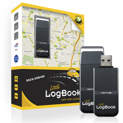 Little Logbook Electronic SARS GPS Logbook Snatcher Online Shopping South Africa