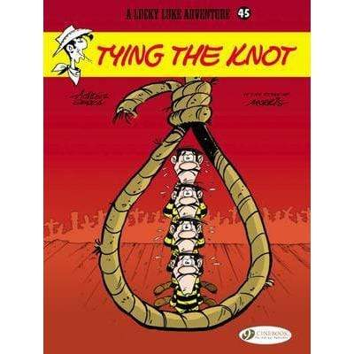 Lucky Luke 45 - Tying the Knot Snatcher Online Shopping South Africa