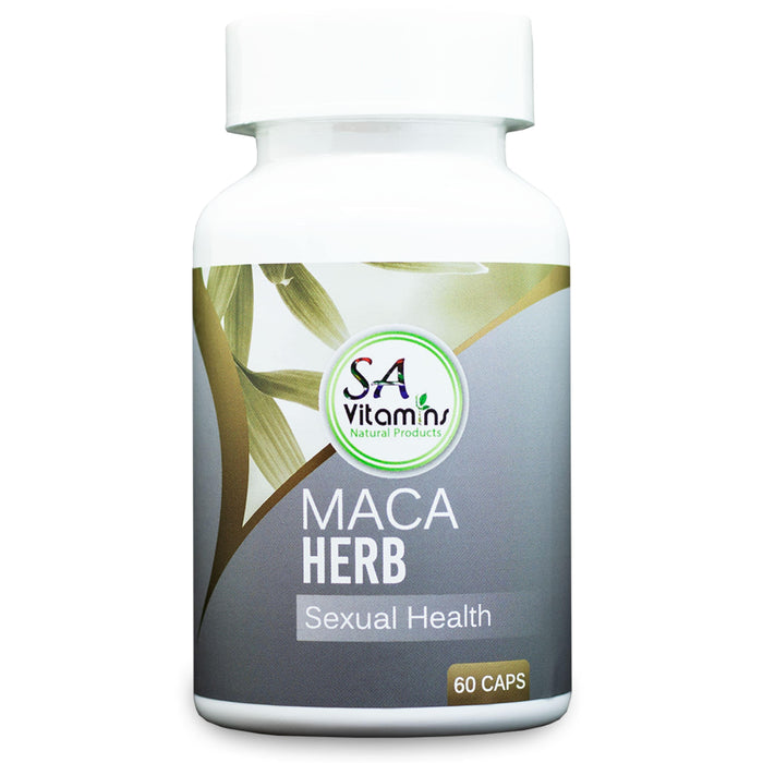 MACA 60 Capsules Snatcher Online Shopping South Africa