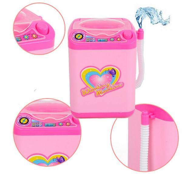 Makeup Brush Cleaning Mini Washing Machine - Buy Online - Affordable Online  Shopping — Snatcher