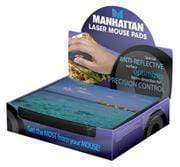 Manhattan Design Laser Mouse Pad- 24 Pad per Box, Retail Box , No warranty Snatcher Online Shopping South Africa