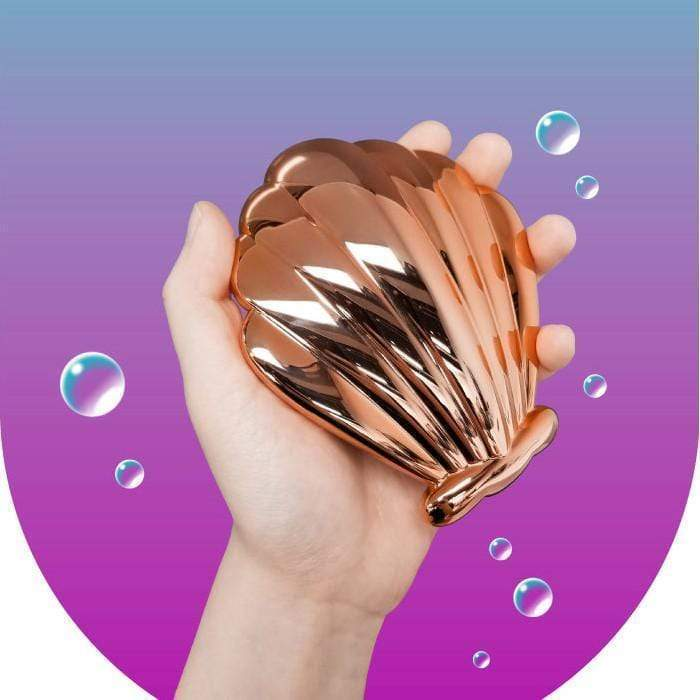 Mermaid Shell Hair Brush RoseGold Snatcher Online Shopping South Africa