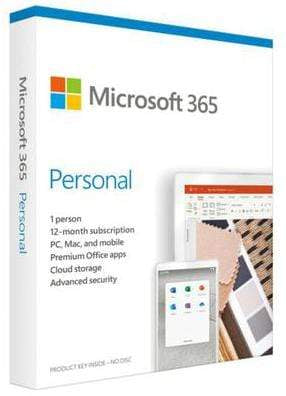 Microsoft Office 365 Personal Edition - Medialess Snatcher Online Shopping South Africa