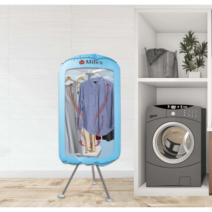 Milex Portable Electric Clothes Dryer Snatcher Online Shopping South Africa