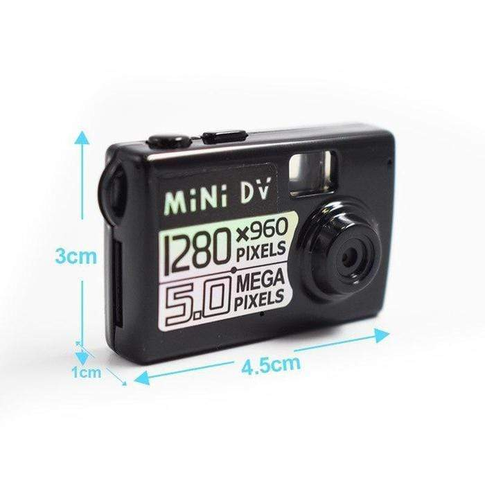 Mini 5MP Spy Camera Snatcher Online Shopping South Africa