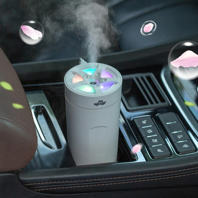 Mini Colour Changing USB Cup Humidifier