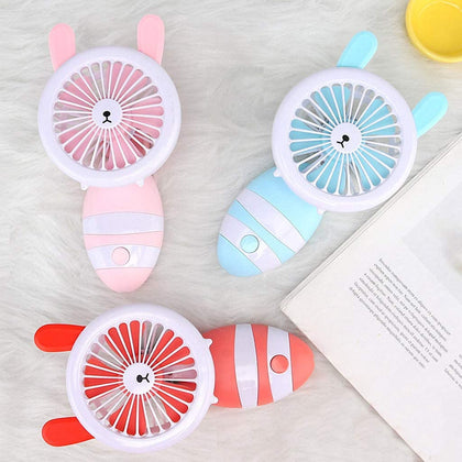 Mini Handheld Fans With Lights Snatcher Online Shopping South Africa