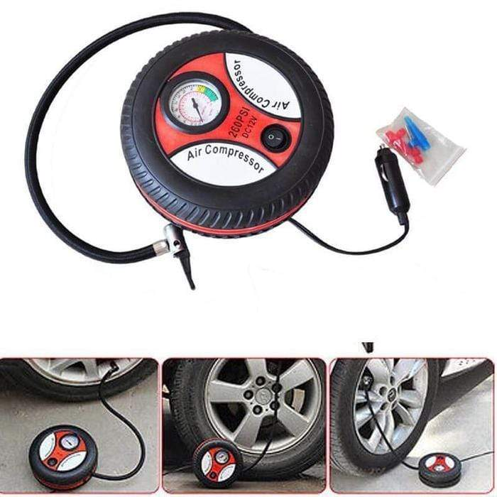 Mini Portable Electric Air Compressor Pump Snatcher Online Shopping South Africa