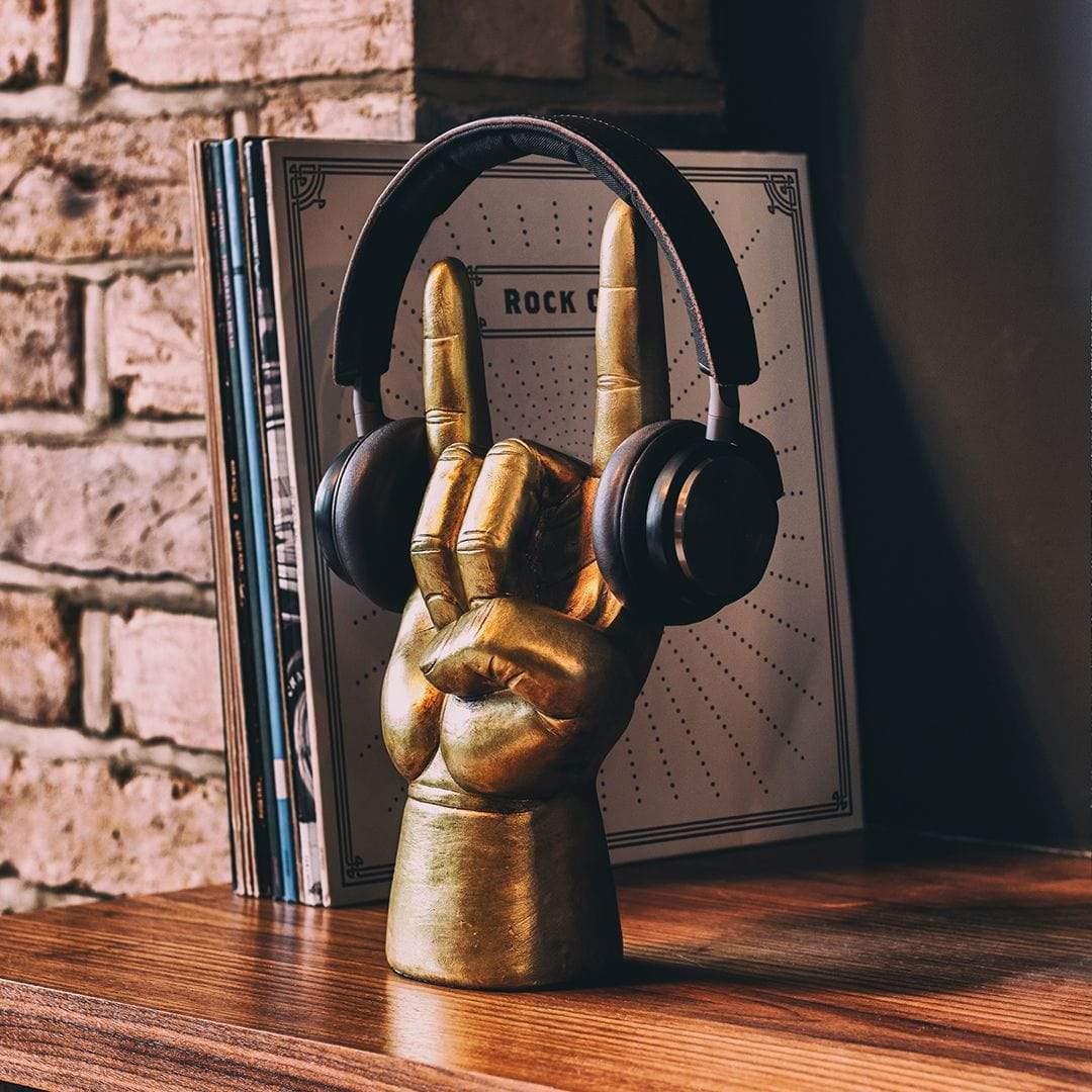 Mini Rock-On Headphones Stand