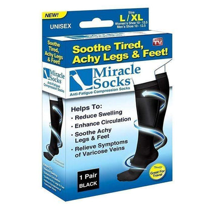 Miracle Socks - 2x Pairs Snatcher Online Shopping South Africa