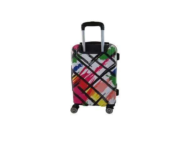 Modern Art Luggage Bag - 20 inch Snatcher Online Shopping South Africa