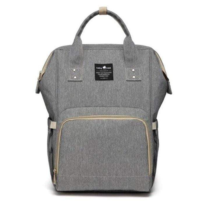 Multi-Function Nappy Backpack Grey Snatcher Online Shopping South Africa