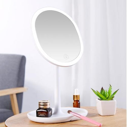 Multifunctional LED Smart Light Makeup Mirror Snatcher Online Shopping South Africa