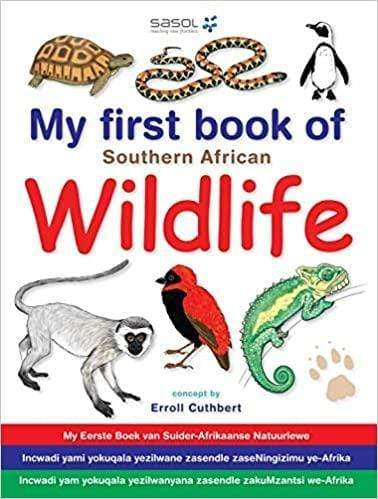My First Book Of Southern African wildlife Snatcher Online Shopping South Africa