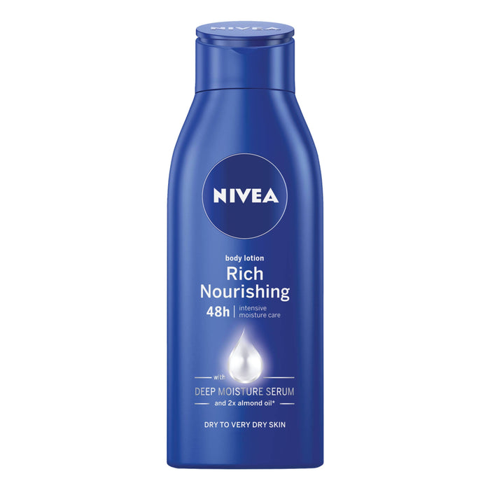 Nivea Body Lotion 400ml NIVEA RICH NOURISHING BODY LOTION Snatcher Online Shopping South Africa