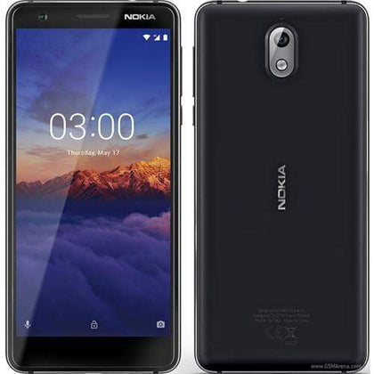 Nokia 3.1 Dual Sim 16GB Snatcher Online Shopping South Africa