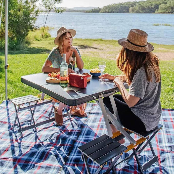 Oztrail Foldable Picnic Table Snatcher Online Shopping South Africa