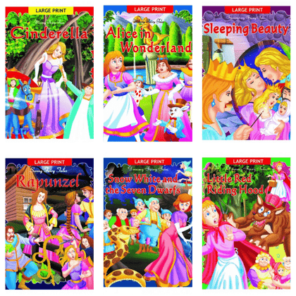 Pack Of 6 Classic Story Books Pack 1 Snatcher Online Shopping South Africa