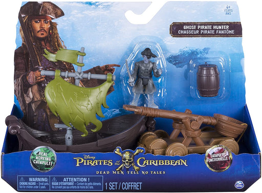 Pirates of the Caribbean: Dead Men Tell No Tales - Ghost Pirate Hunter Toy Snatcher Online Shopping South Africa