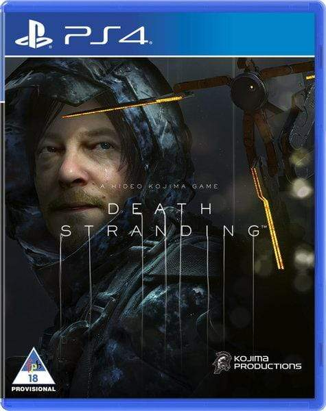 PlayStation 4 Game Death Stranding Snatcher Online Shopping South Africa