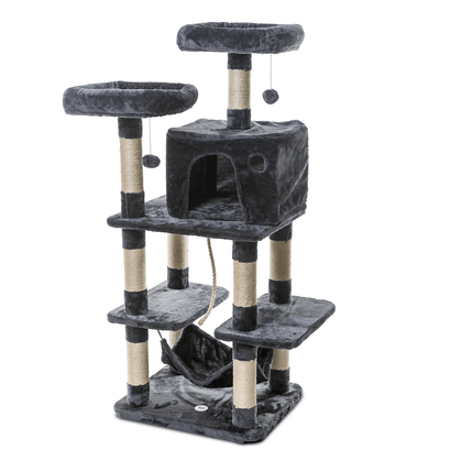 Polaris Large Cat Tree – Grey Snatcher Online Shopping South Africa