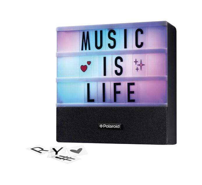 Polaroid Bluetooth Message Board Speaker Snatcher Online Shopping South Africa