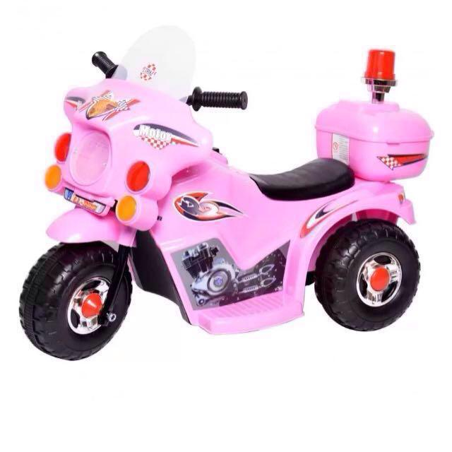Police Motorbike -Kids Ride On Snatcher Online Shopping South Africa