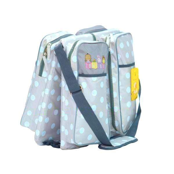 Polka Dotted Baby Bag And Bed Blue Snatcher Online Shopping South Africa