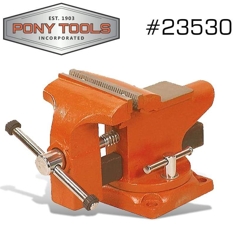 Pony 3' Bench Vice Swivel Base Snatcher Online Shopping South Africa