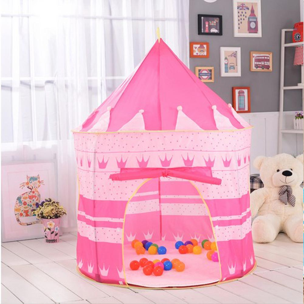 Pop-Up Castle Princess Play Tent Snatcher Online Shopping South Africa