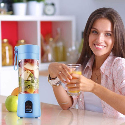 Portable USB Juicer Blender 380ml Snatcher Online Shopping South Africa