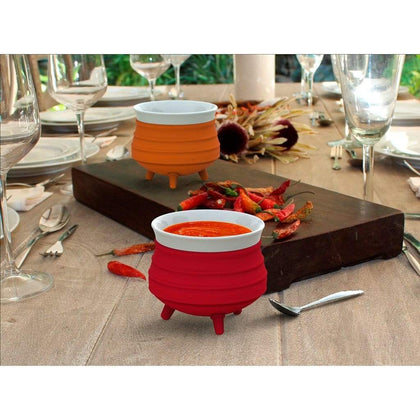 Poykie Ceramic Pot With Silicone Cover Snatcher Online Shopping South Africa