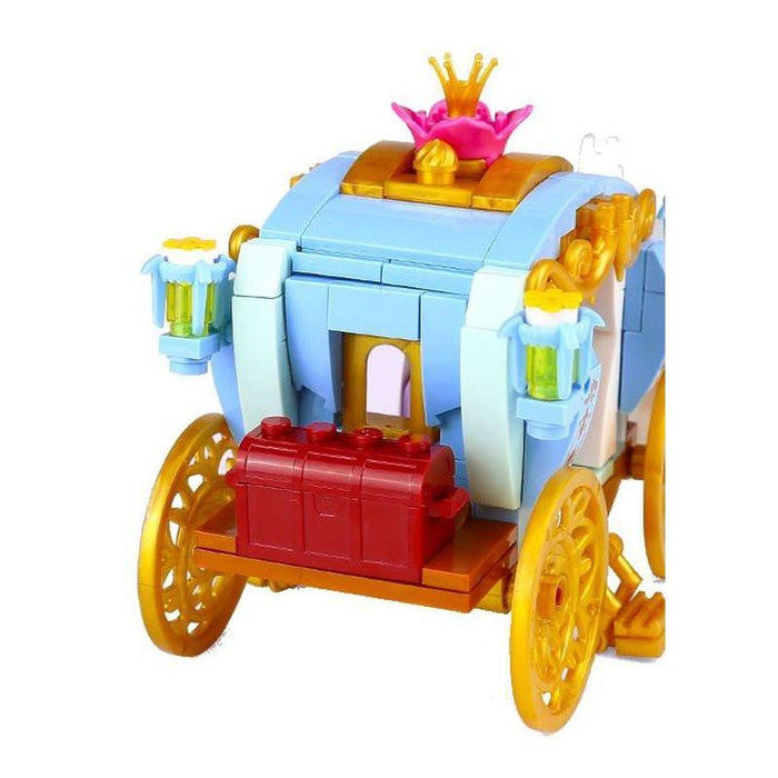 Princess Carriage Building Blocks Snatcher Online Shopping South Africa