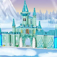Princess Snowy Paradise Magic Castle Set Snatcher Online Shopping South Africa
